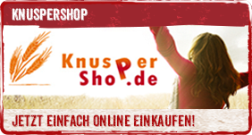 Burger Knäcke Knuspershop